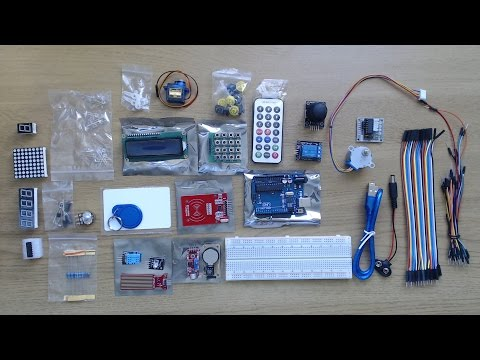 Keyes RFID System Learning Kit Arduino Introduction - Gearbest.com