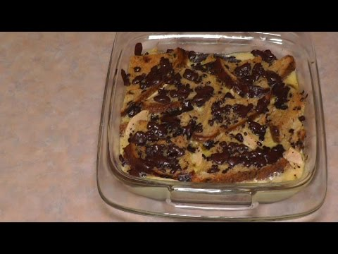 Cheats Bread and Butter Pudding