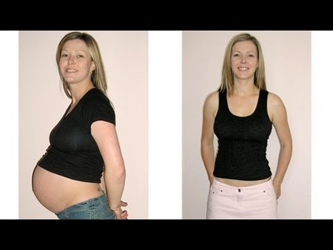 How to Lose the Baby Weight after Pregnancy EASILY