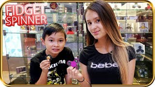 Download Fidget Spinner Toy Hunt at Shopping Mall #11, Rare Bike Chain Spinner – TigerBox HD Video