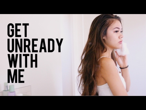 Get Unready with Me: Winter Edition | viviannnv