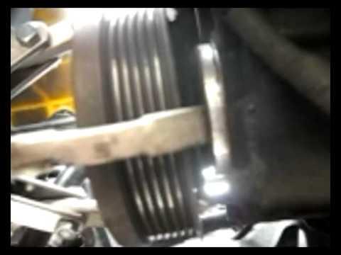 1999 Mercury Grand Marquis AC Clutch Replacement