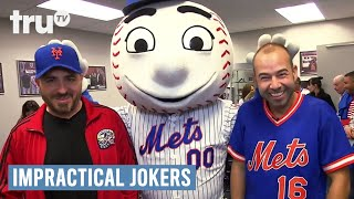 Impractical Jokers - The Jokers Meet the Mets (Web Extra) | truTV