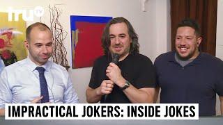 Impractical Jokers: Inside Jokes - An Interesting Rorschach Test Experience   truTV