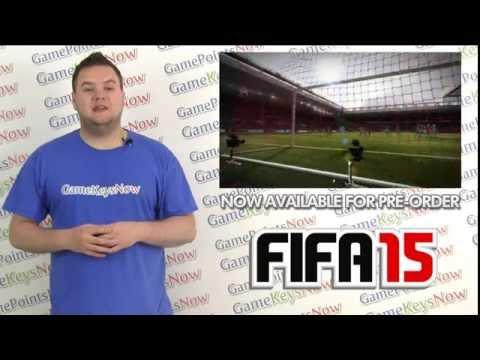 Pre-Order Fifa 15 At GameKeysNow.com