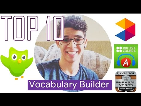 Top 10 Apps for Learning English - Lianderson's English Lessons