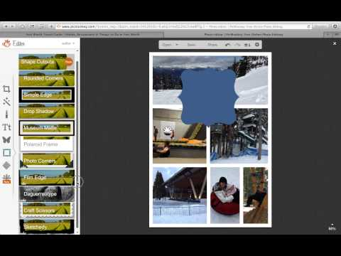 How to Make a Collage with PicMonkey