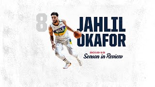Jahlil Okafor Season in Review | 2018-19 Pelicans Highlights