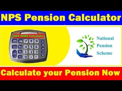 GDS Pension Calculator I Pension Calculator for All Employee CG Employee, Private Sec. Em. & Others