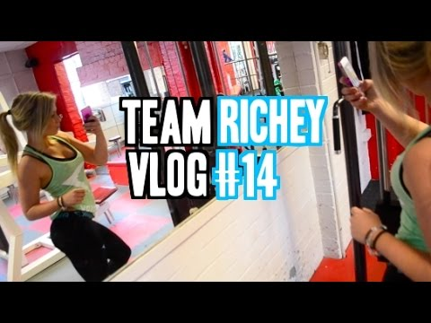 Can you Lose Fat and Build Muscle? (TeamRICHEY Vlog #14)