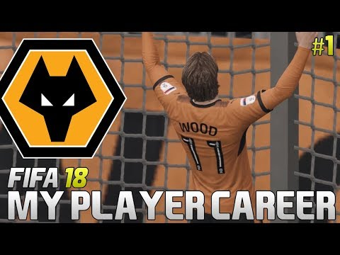 FIFA 18 Player Career Mode | Episode 1 | THE START OF A NEW 'WOOD' ERA!