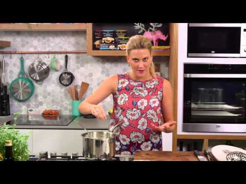 Corned Beef with Parsley Sauce   Everyday Gourmet S5 E11