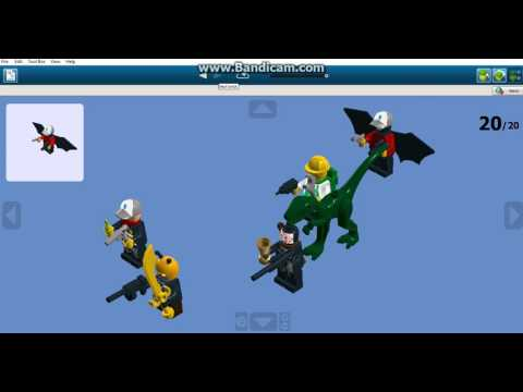 LEGO Digital Designer 1 часть
