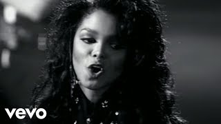 Janet Jackson - Miss You Much (Official Music Video)