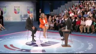 At Univision Forum, Obama Grilled on Fast and Furious