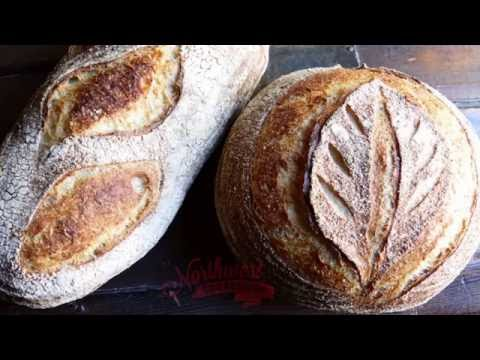 Long Fermented Ranch Sourdough Bread