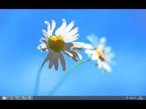 100 Windows 8 Tips and Tricks   98   Windows 8 Aero Peek Feature