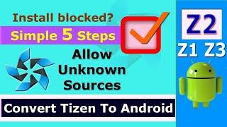 How to download Uc mini tpk app in Samsung Z1 Z2 Z3 Z4 Z5 | Music Jinni