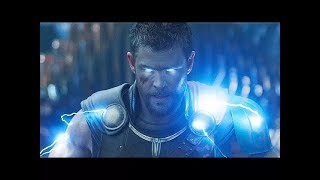THOR power up BEST scenes from (2011-2018) MCU