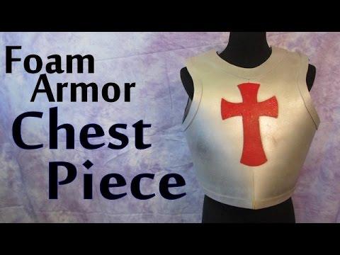 Make a Foam Armor Chest Piece