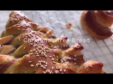 Chrismas tree bread #10
