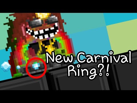 NEW RING OF CRYSTALS TROLL! | Growtopia