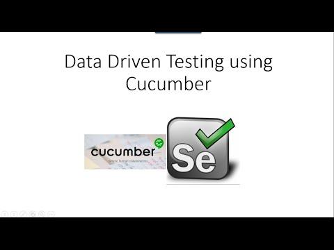 Perform Data Driven Testing in Cucumber- Selenium