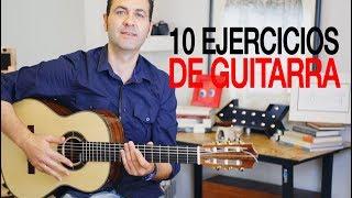 10 TÉCNICAS BÁSICAS PARA ESTUDIO DIARIO DE GUITARRA FLAMENCA (Jerónimo de Carmen)
