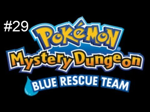 Let's Play Pokemon Mystery Dungeon: Blue Rescue Team - Part 29: Rayquaza