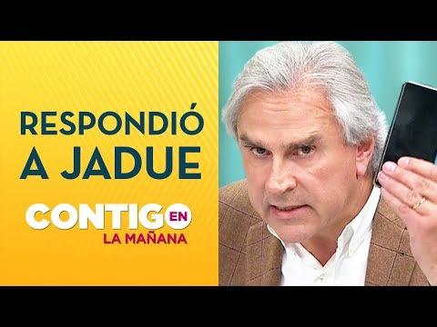 Xxx Mp4 Iván Moreira A Alcalde Jadue Quot Si Le Pasa Algo A Mi Familia Usted Es Responsable Quot 3gp Sex