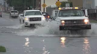 Download Flash Flooding Inundates Wichita, KS - 6/18/2019 Video