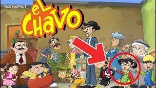 ¿POR QUÉ LA CHILINDRINA NO APARECE EN EL CHAVO ANIMADO? 30 SECRETOS que NO SABÍAS DEL CHAVO DEL 8