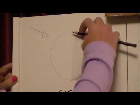 How to Draw 3d Shapes- Part One: Shading Basic Objects, from The Art Studio at Willard Beach