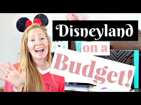 Disneyland Tips and Tricks on a Budget | How to Save Money at Disneyland!
