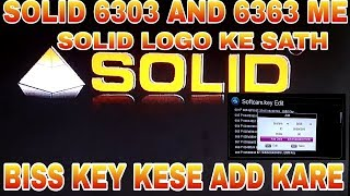 SOLID 6303 NEW TIGER SOFTWARE UPDATE NEW LOOK AND FEATURES with