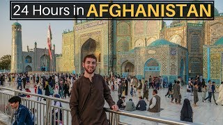 Download My First 24 Hours in AFGHANISTAN Video