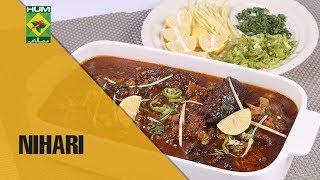 How to make Restaurant Style Nihari at home | Mehboob's Kitchen | Masala TV Show | Mehboob Khan
