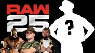 7 More Legends Returning For WWE Raw 25th Anniversary
