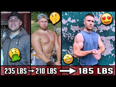 50 POUND WEIGHT LOSS TRANSFORMATION! | 5 Month Program Results | Grant Furness