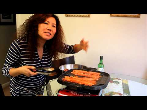 Korean Pork Belly Spicy Barbecue Recipe  삼겹살