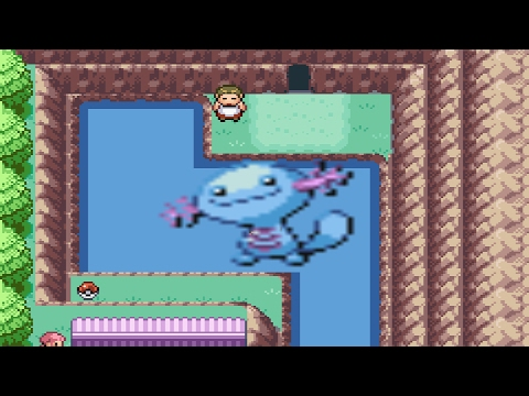 How to find Wooper in Pokemon Fire Red