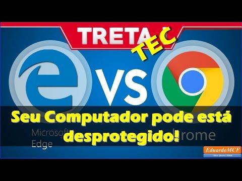 #Treta – Google Vs Microsoft – Brecha de Segurança no Windows!
