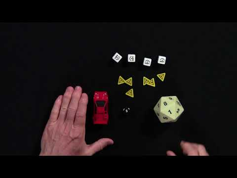 Gaslands Tactics #2 - Acceleration