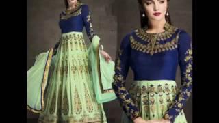 Floor Length Anarkali Suits The Best Indian Salwar Kameez Collection of 2017 |  Designersandyou