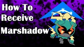 How To Receive Marshadow! (Giveaway 2 Free Codes) IGamestopI Pokemon Sun & Moon