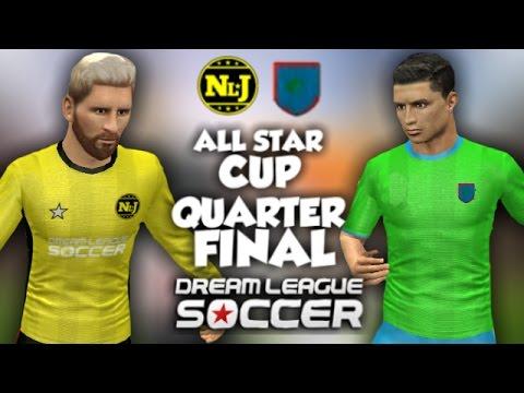 All Star Cup Quarter Final NoLife FC VS South European Allstars