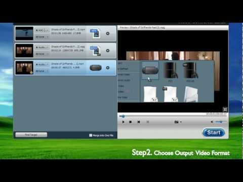 How to Convert and Play Video on PSP Even PSP 3000