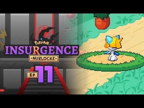 A TERRIBLE DEATH!? | Pokemon Insurgence Nuzlocke Part 11