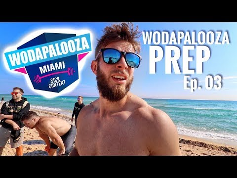 WODAPALOOZA Prep Ep. 3 - Jacob Heppner Hot Cheetos