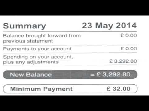 Tesco Bank Credit Card Fraud